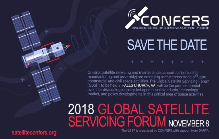 Global Satellite Forum, November 8, 2018