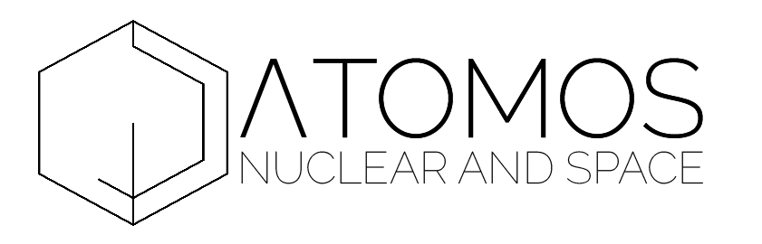 Atomos Nuclear and Space Logo