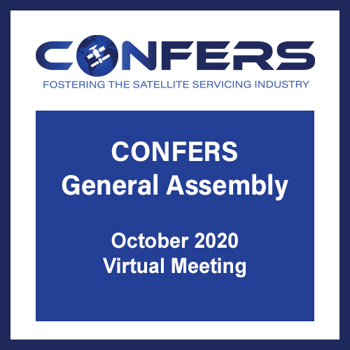 CONFERS General Assembly: October 28, 2020, Virtual Meeting