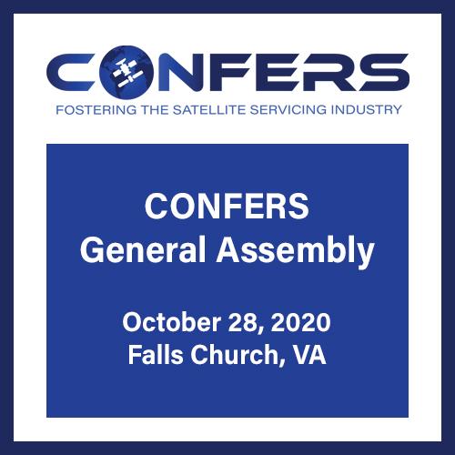 CONFERS General Assembly: October 28, 2020, Falls Church, VA